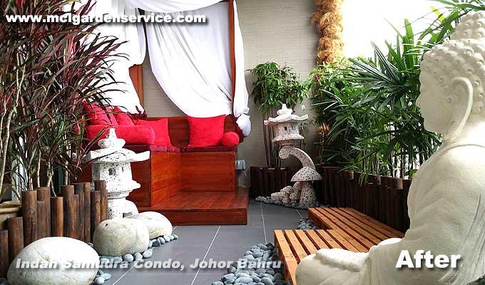 Garden Design Firm Iskandar Puteri