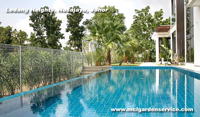 Nusajaya Ledang Heights Garden Design 02