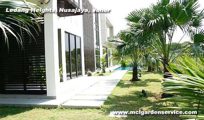 Nusajaya Ledang Heights Garden Design 03