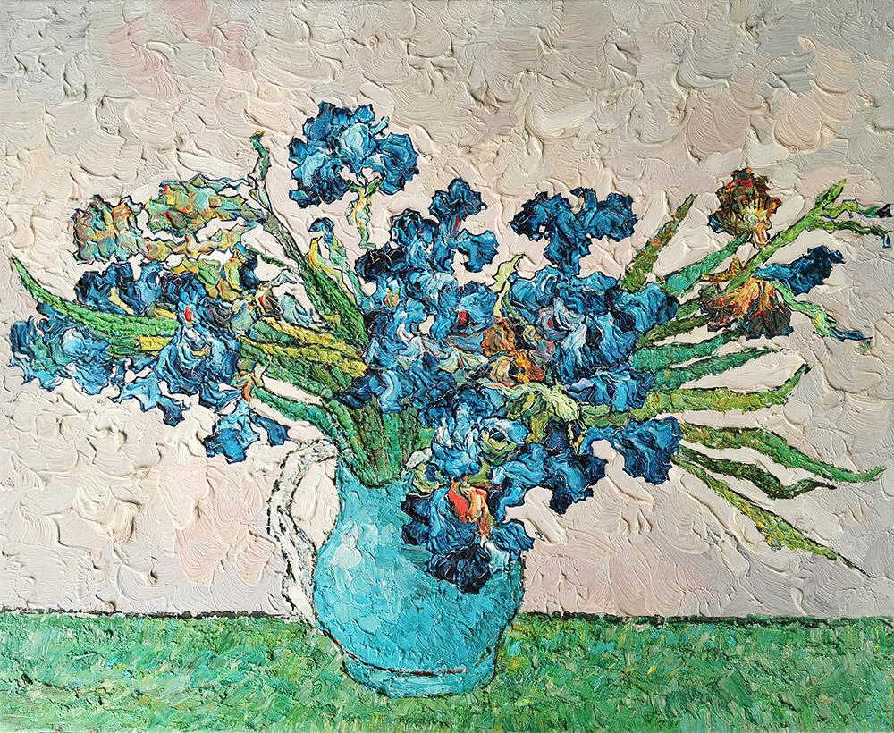 Blue Iris (Iris sibirica) | Welcome to MCL Garden ...