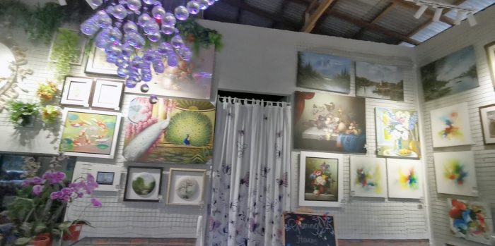 MCL Garden - Art Gallery
