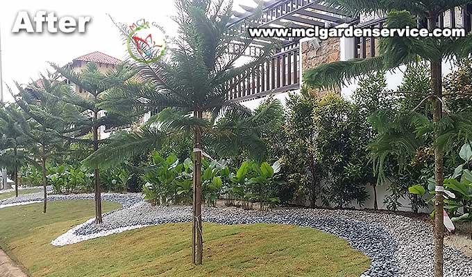 Landscape Work Johor